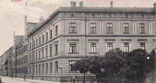 Ulica Taczaka 1910-1913