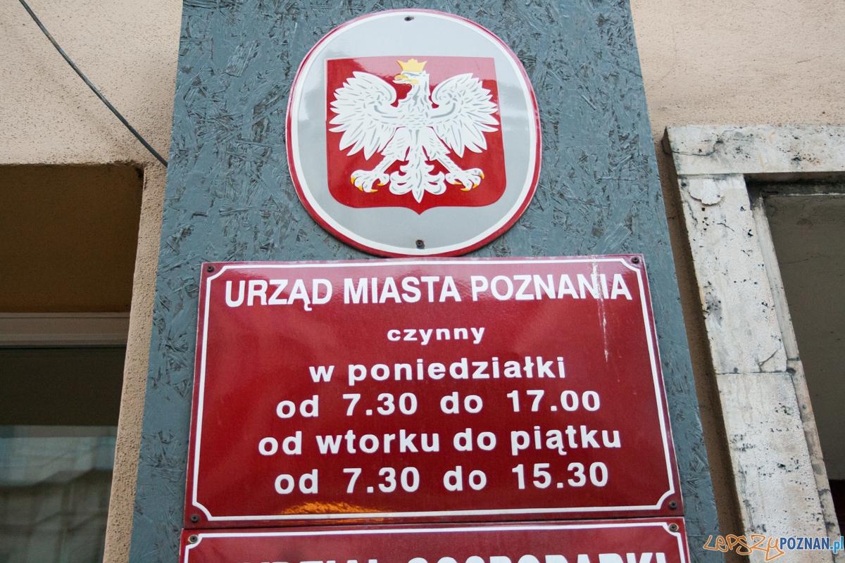 Urząd Miasta Poznania  Foto: © lepszyPOZNAN.pl / Karolina Kiraga