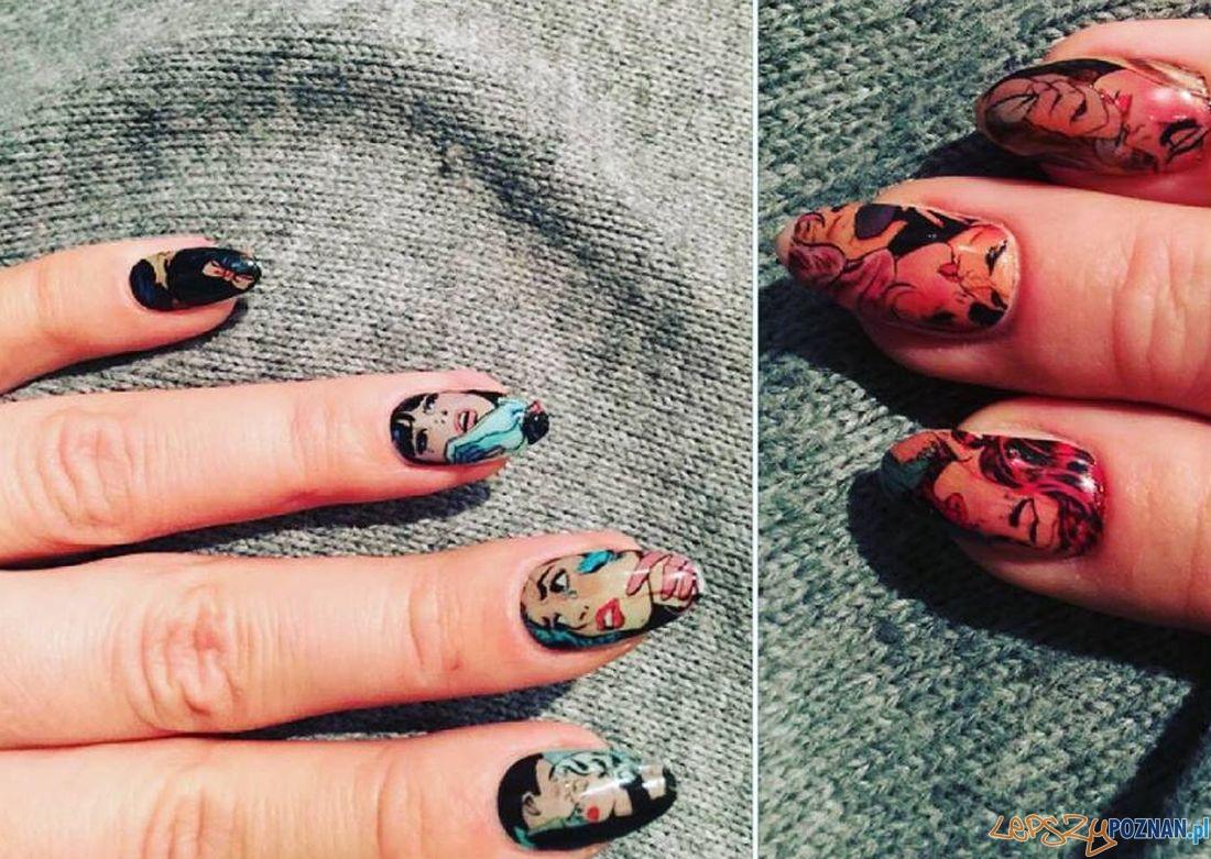 Hybrydowe paznokcie  Foto: Tekst sponsorowany