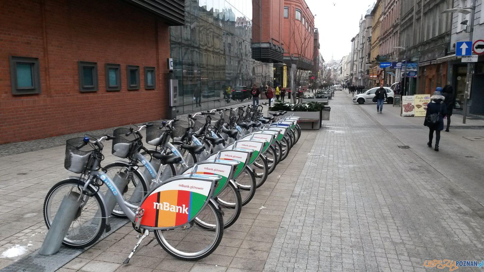 Rozpoczęcie sezonu rowerowego w Poznaniu  Foto: ZTM