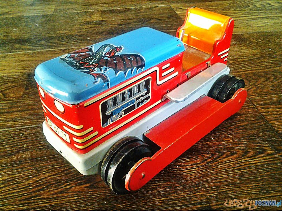stara zabawka  Foto: lepszyPOZNAN.pl / tab