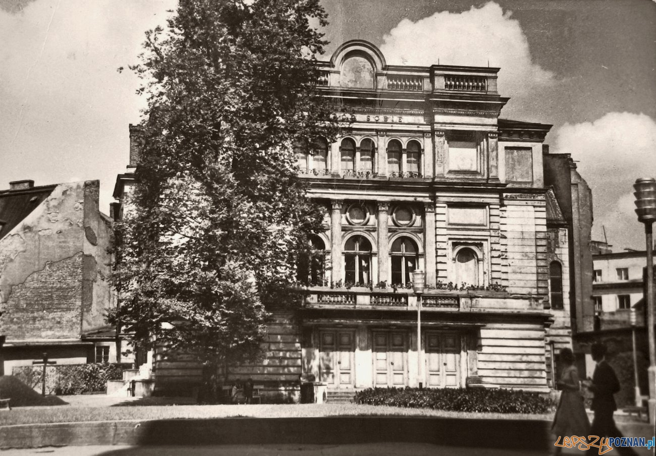 Teatr Polski 1955-1958