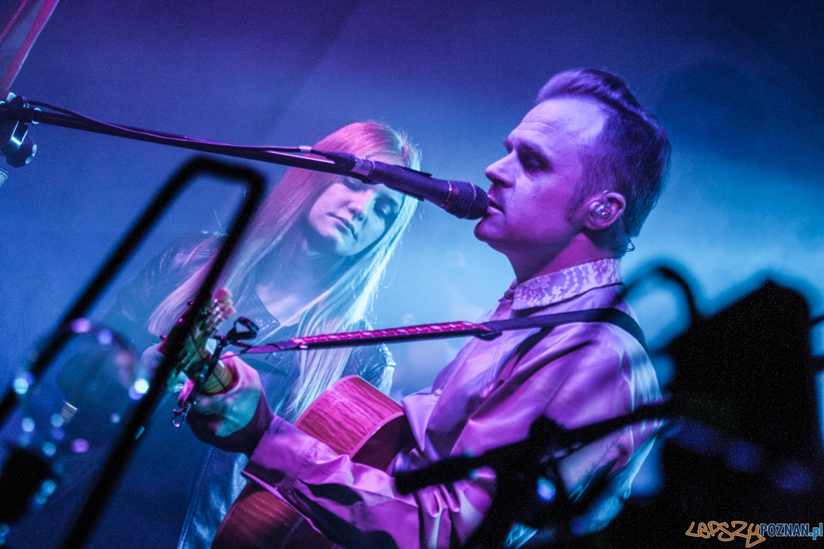 Piotr Rogucki (6.03.2016) Blue Note  Foto: © lepszyPOZNAN.pl / Karolina Kiraga