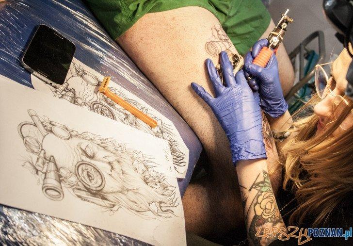 święto Tatuażu Na Targach Lepszy Poznań Informacje Z