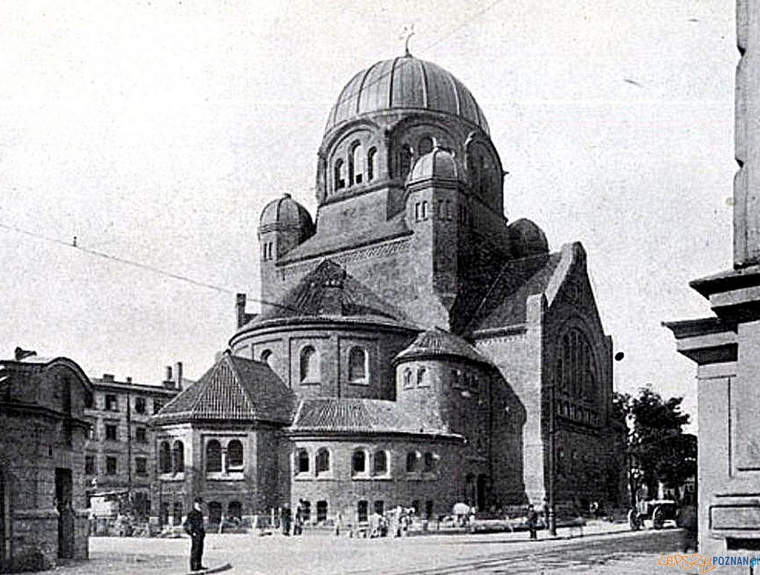 Nowa Synagoga w Poznaniu