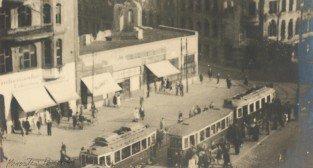 Plac Świętokrzyski 30.07.1946