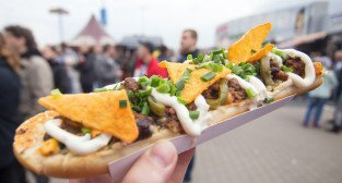 II Festiwal Smaków Food Tracków