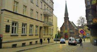 Piekary - kamienica w której podczas pobytu w Poznaniu mieszkał Juliusz Słowacki
