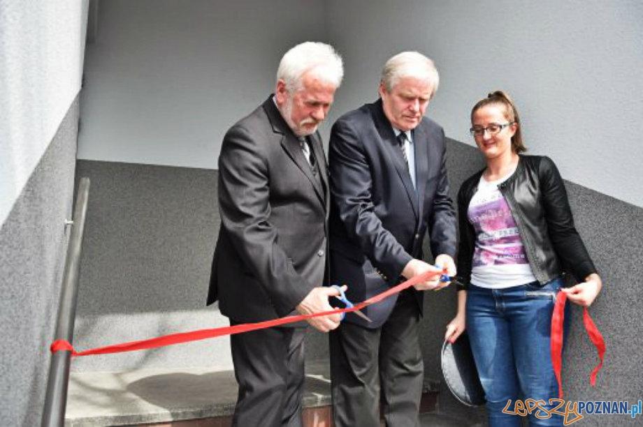 Biblioteka i Ośrodka Pomocy Społecznej w nowym miejscu  Foto: UMiG Stęszew