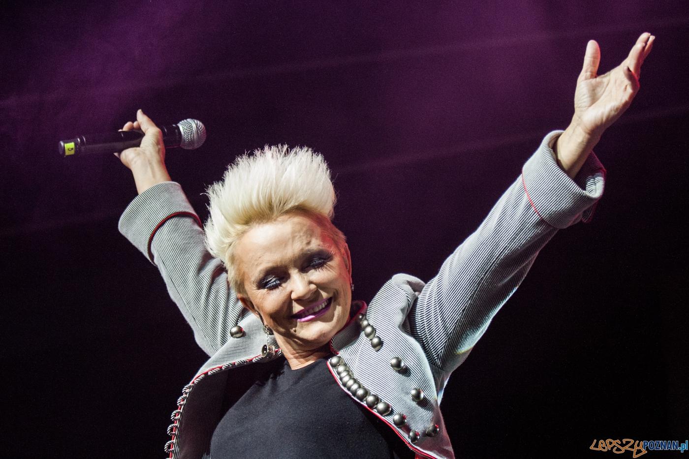U2 symfonicznie - Małgorzata Ostrowska (24.04.2016) Sala Ziemi