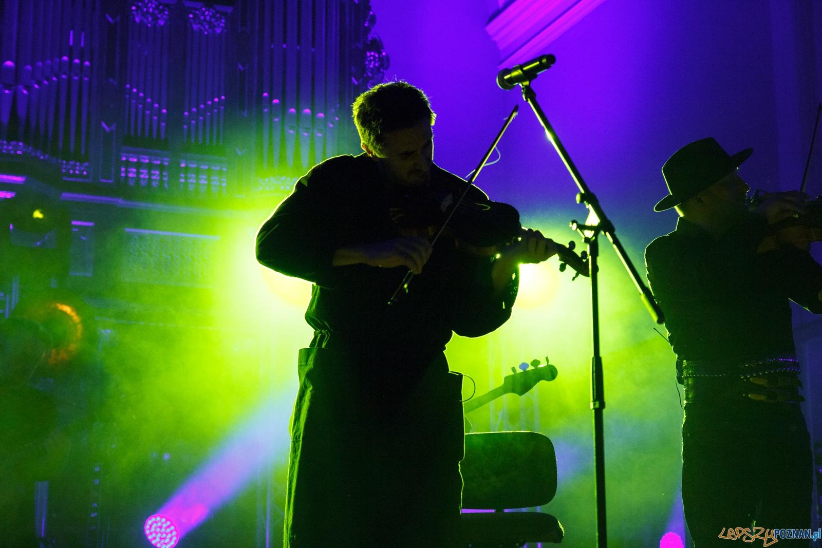Zakopower i Atom String Quartet - Poznań 9.04.2016 r,  Foto: LepszyPOZNAN.pl / Paweł Rychter