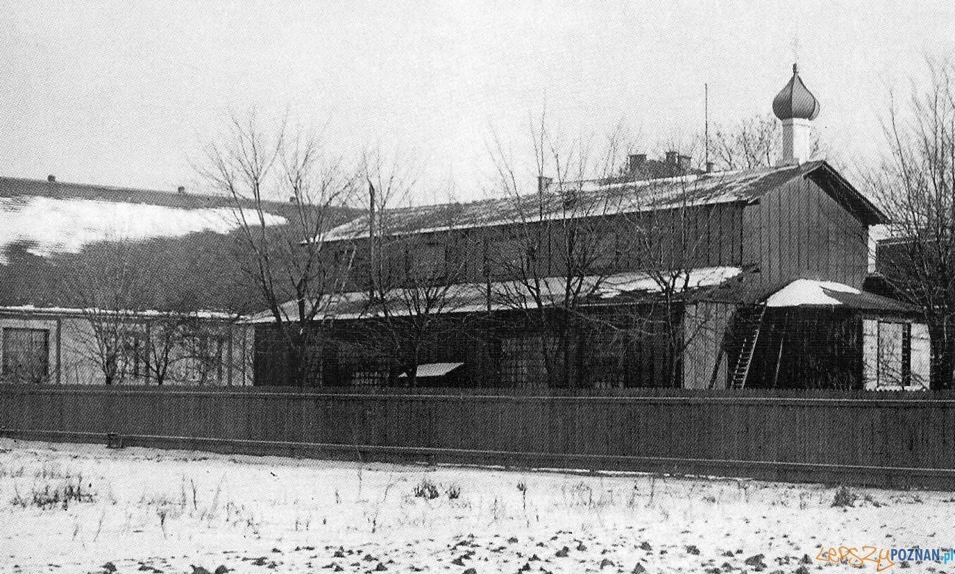Cerkiew w 1924 r