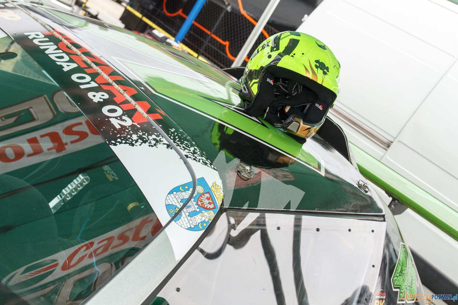 Drift Master Grand Prix 2016 runda 1 - Tor Poznań 9.04.2016 r.  Foto: LepszyPOZNAN.pl / Paweł Rychter