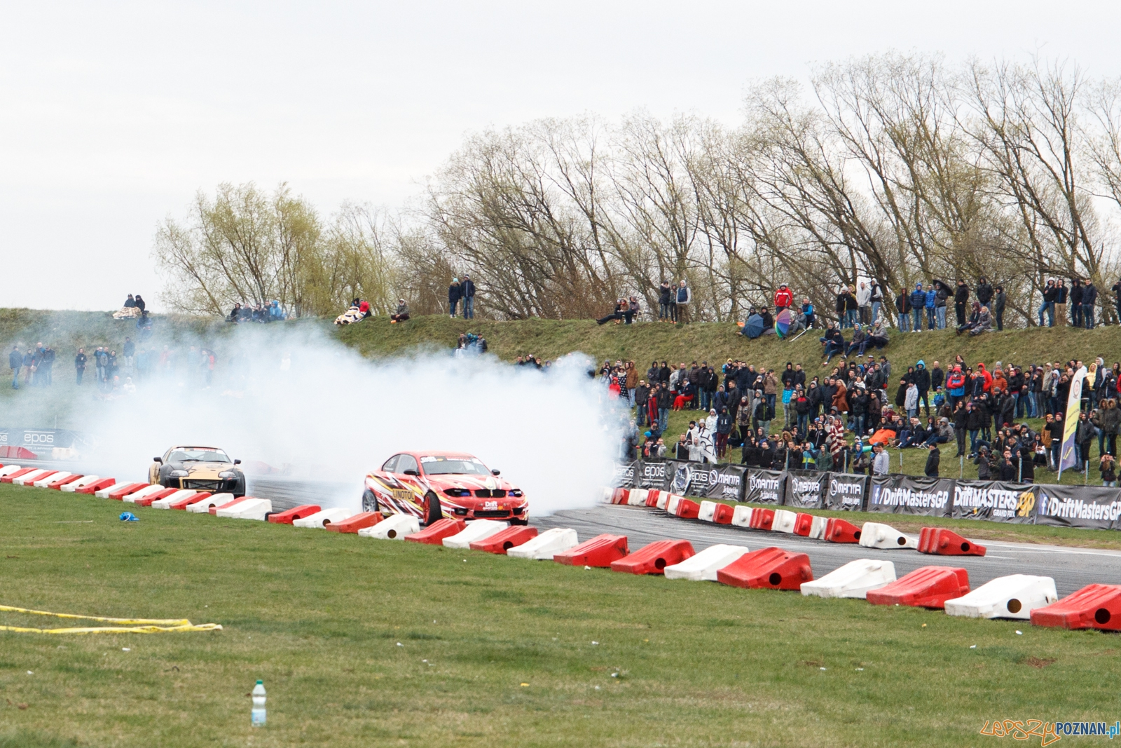 Drift Master Grand Prix 2016 runda 2 - Tor Poznań 10.04.2016 r.  Foto: LepszyPOZNAN.pl / Paweł Rychter