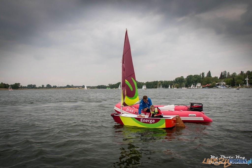 Piknik żeglarski nad jeziorem Kierskim (11)  Foto: materiały prasowe / POZŻ