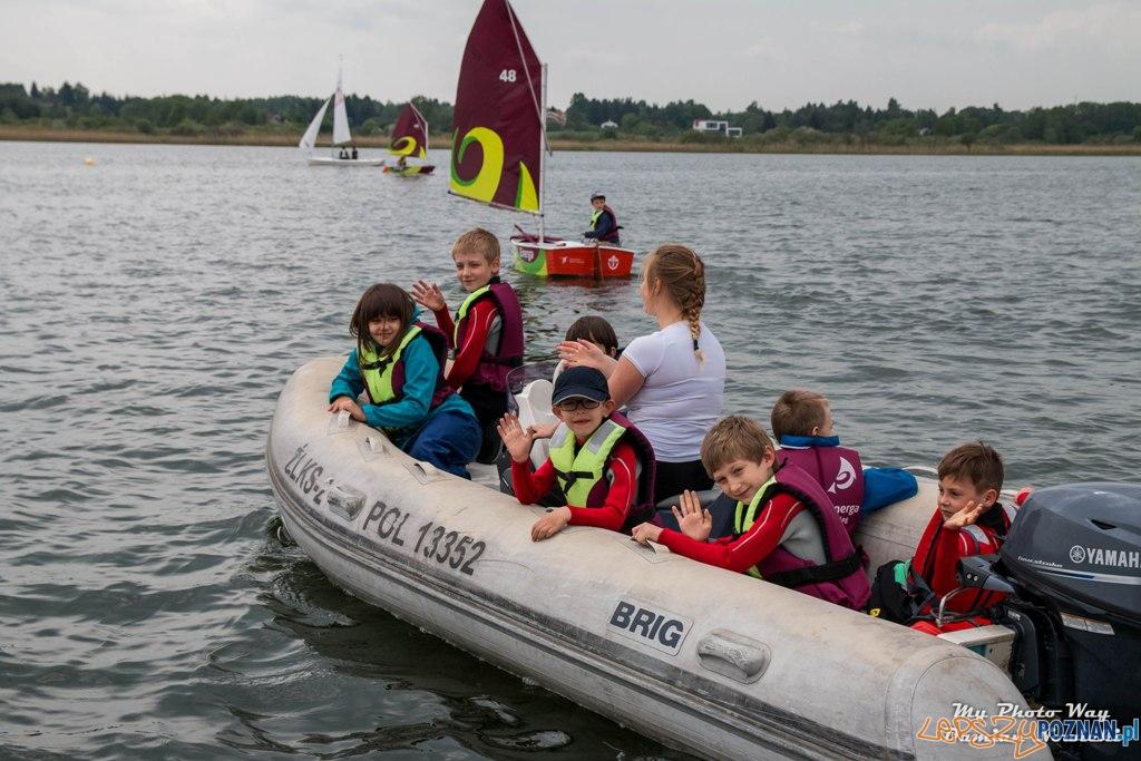 Piknik żeglarski nad jeziorem Kierskim (12)  Foto: materiały prasowe / POZŻ