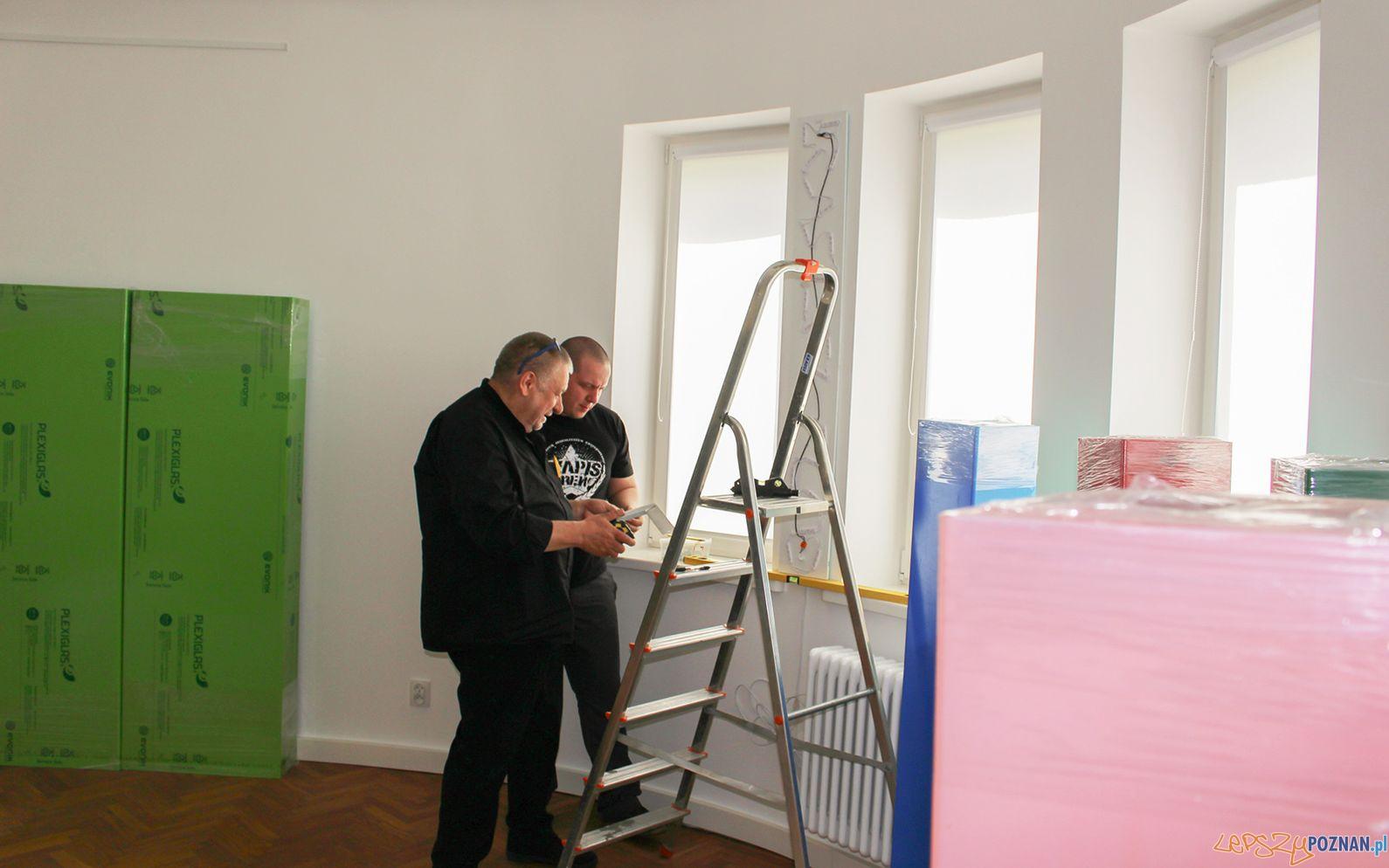 Wystawa Leona Tarasewicza w Galerii Ego (4)  Foto: materiały prasowe