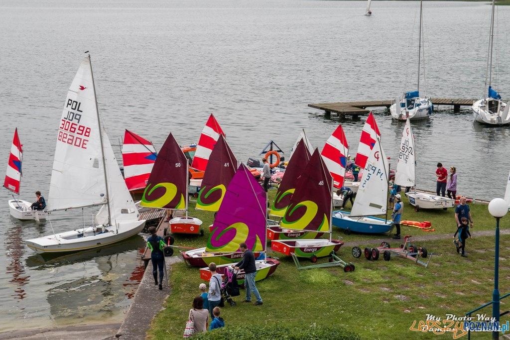 Piknik żeglarski nad jeziorem Kierskim (9)  Foto: materiały prasowe / POZŻ