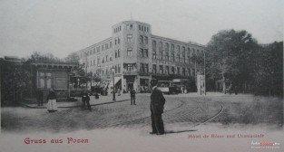 Hotel Rzymski 1905-10