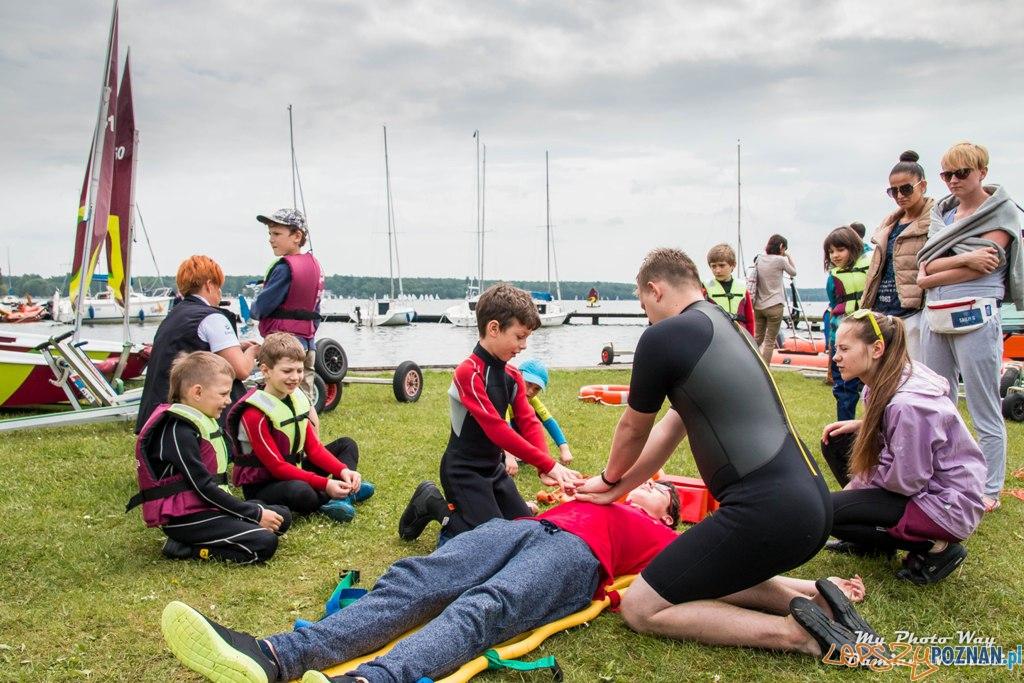 Piknik żeglarski nad jeziorem Kierskim (10)  Foto: materiały prasowe / POZŻ
