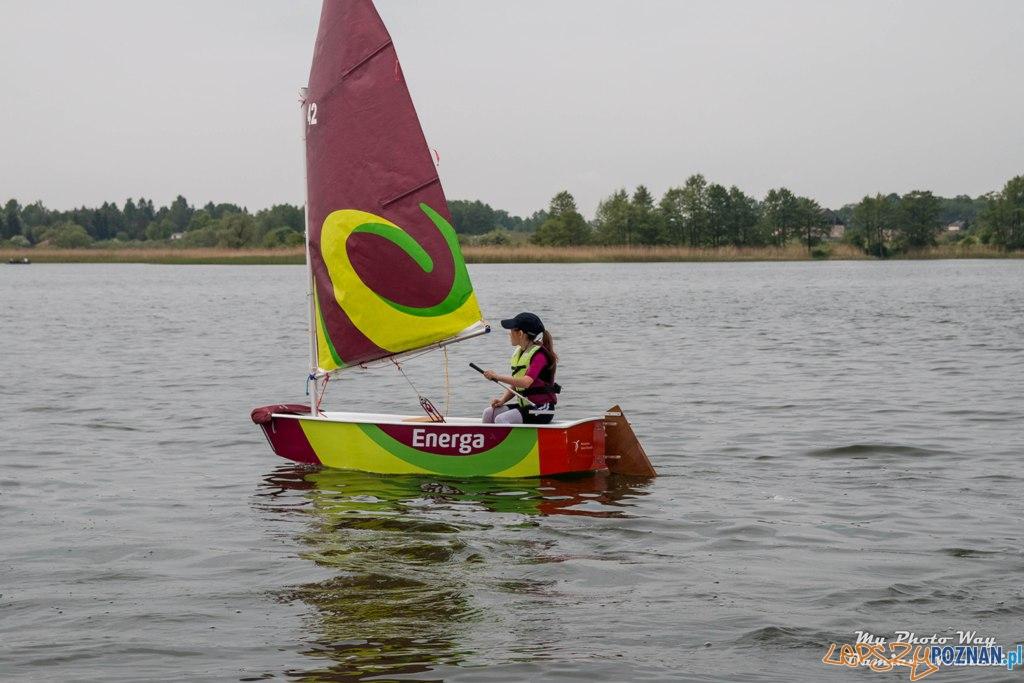 Piknik żeglarski nad jeziorem Kierskim (5)  Foto: materiały prasowe / POZŻ