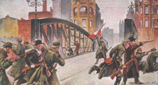Leon Prauzinski - Walki przy Moście Chwaliszewskim