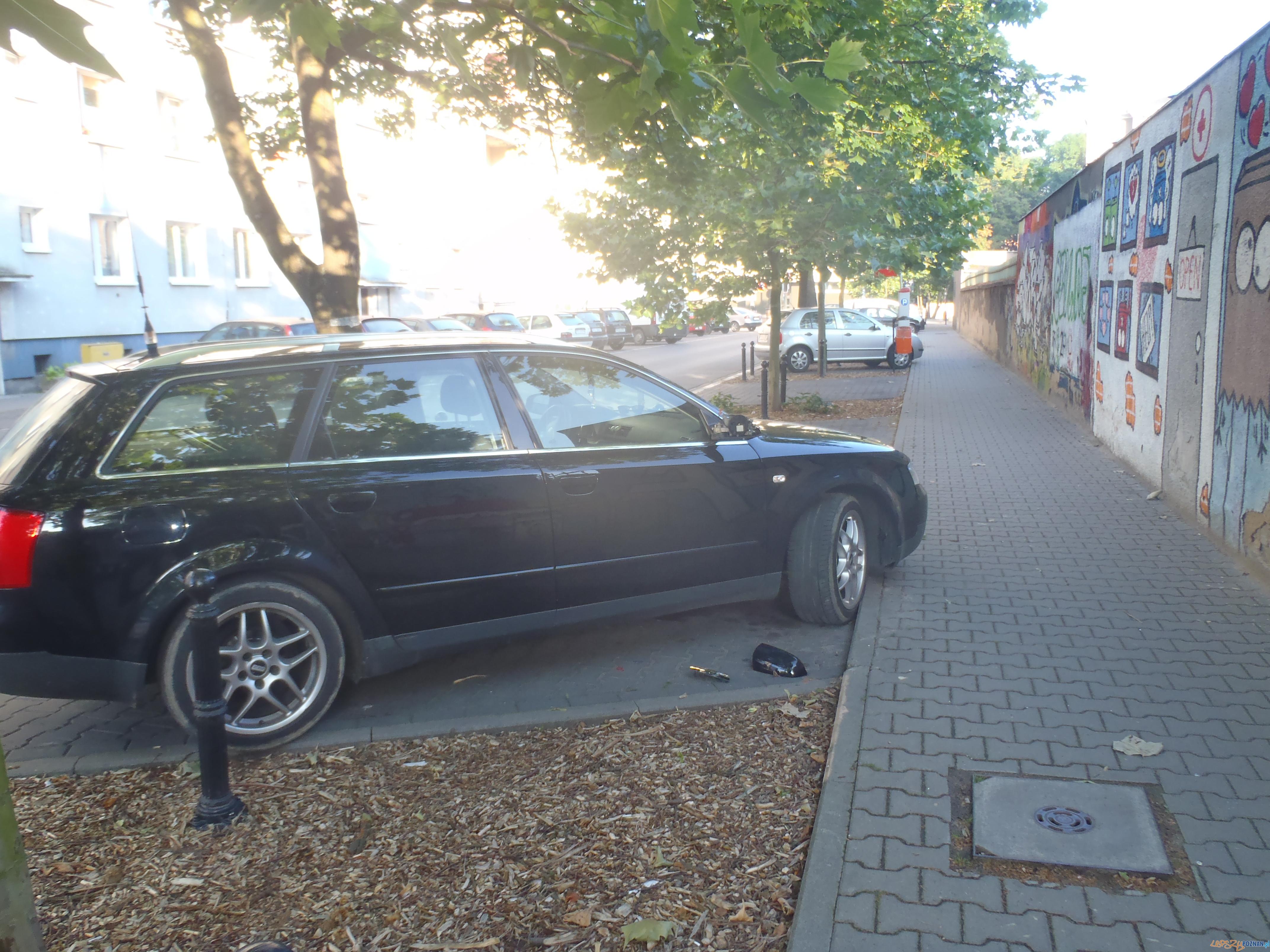 Uszkodzone aut  Foto: materiały prasowe / SMMP
