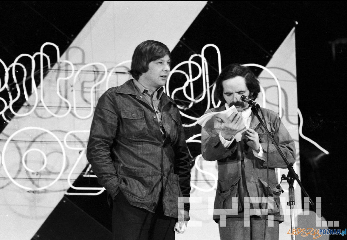 Zenon Laskowik i Bohdan Smolen - marzec 1980