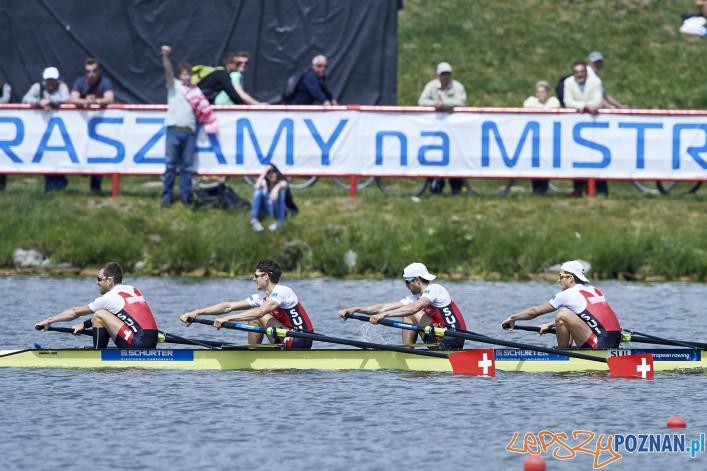 Wioślarze na Malcie - 2015 European Rowing Championships