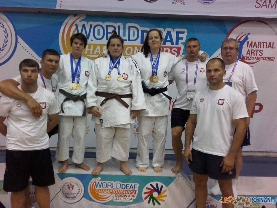 Mistrzostwa Świata Judo osób Niesłyszących  Foto: materiały prasowe