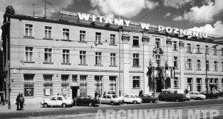 Witamy w Poznaniu 1974
