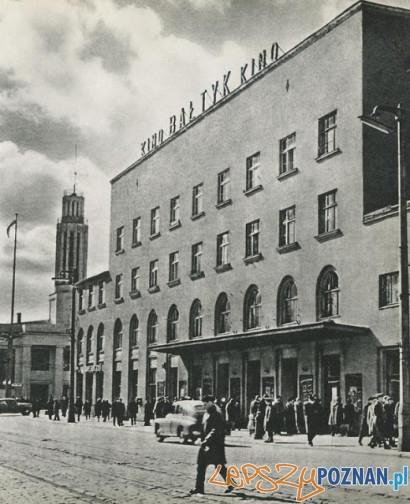 Kino Bałtyk - lata 50.te