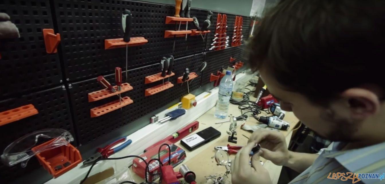 PUT Lab - makerspace na Politechnice (6)  Foto: Rada Kół Naukowych  Politechniki Poznańskiej