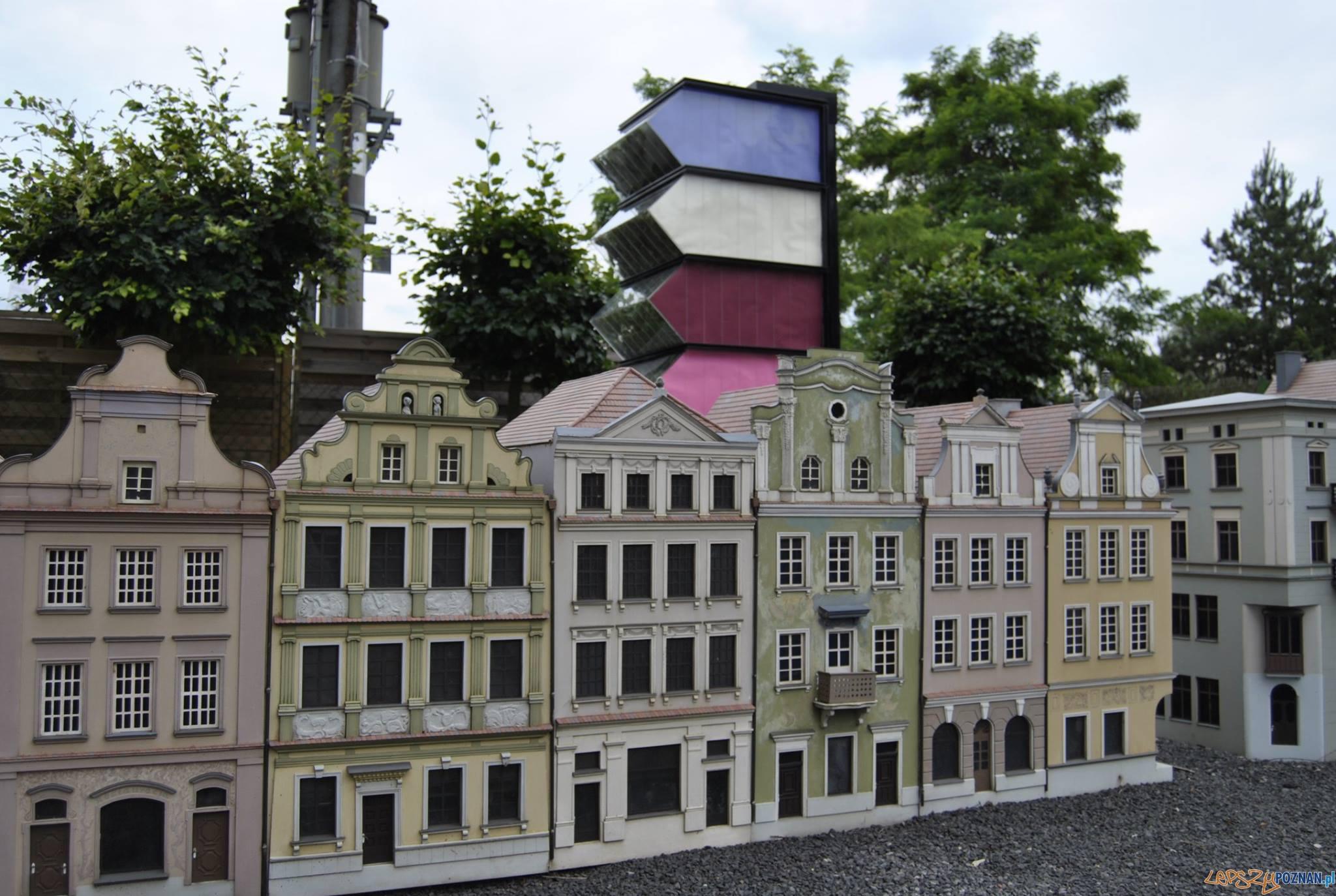Centrum Sztuki Współczesnej w Parku miniatur w Pobidziskach  Foto: facebook / materiały prasowe