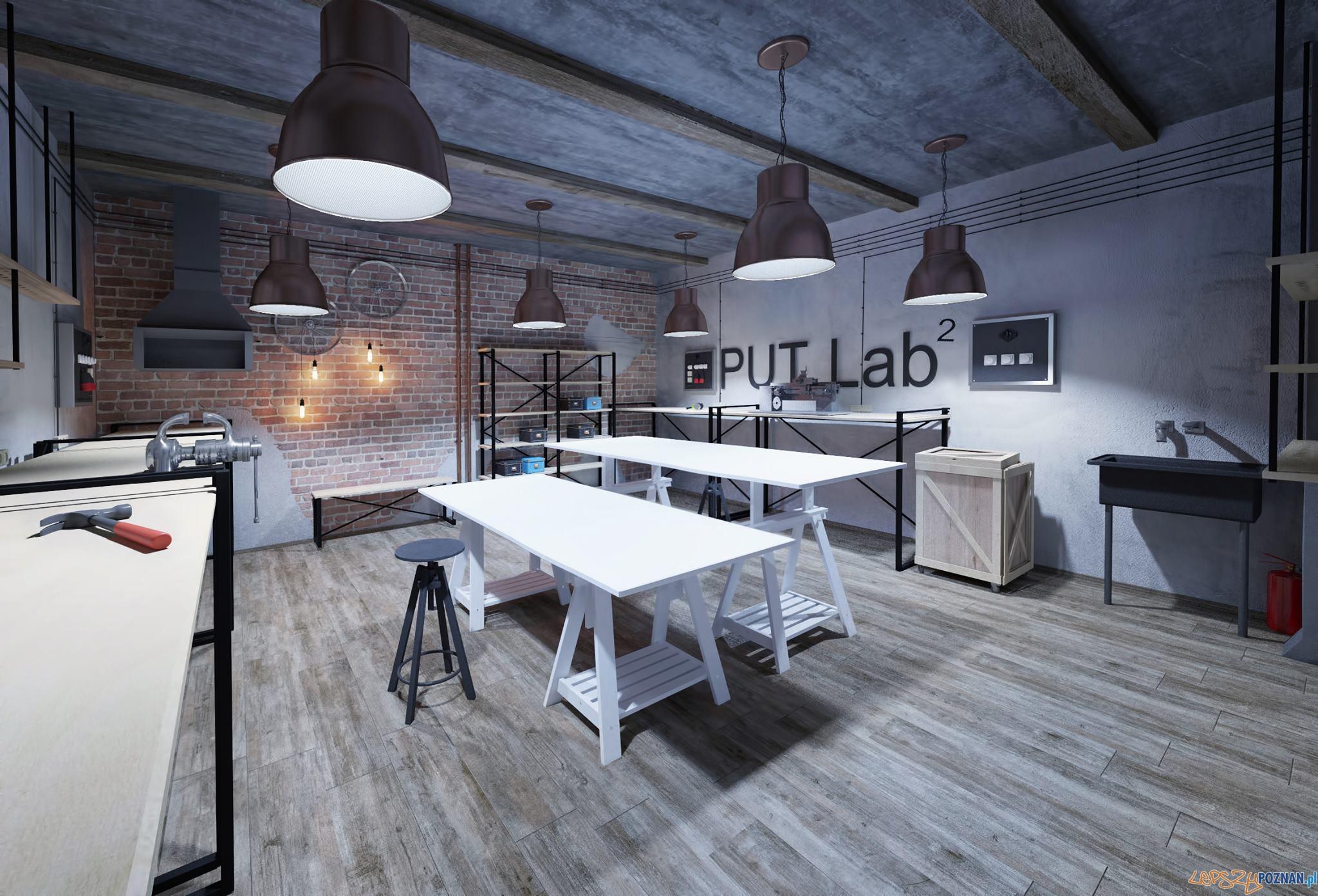 PUT Lab - makerspace na Politechnice (2)  Foto: Rada Kół Naukowych  Politechniki Poznańskiej