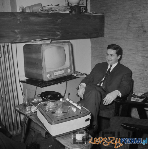 Stanisław Nowotny zastępca kierownika Klubu OdNowa 1965 - 68