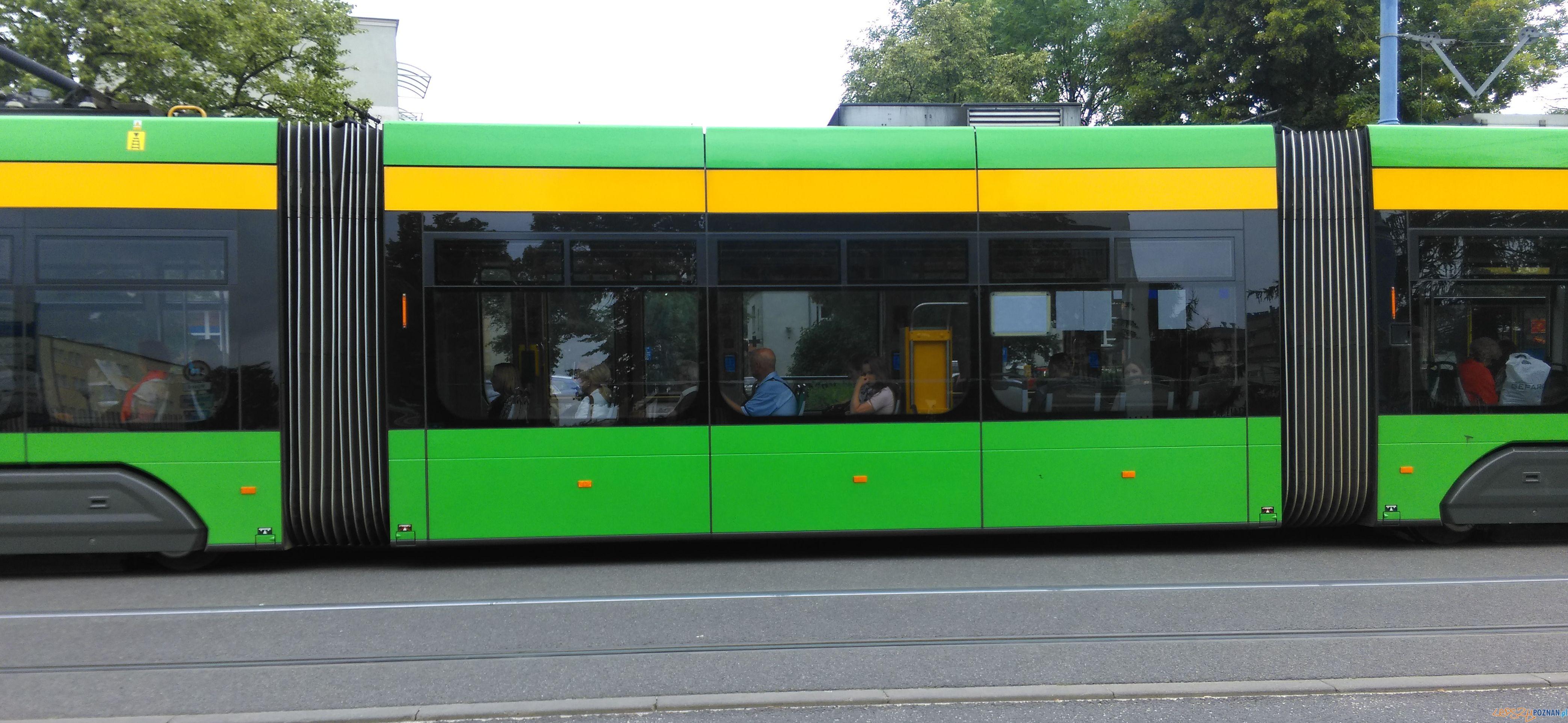 Tramwaj  Foto: lepszyPOZNAN.pl / TD