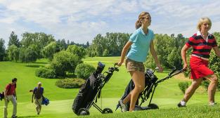 Mistrzostwa Wielkopolski w Golfie
