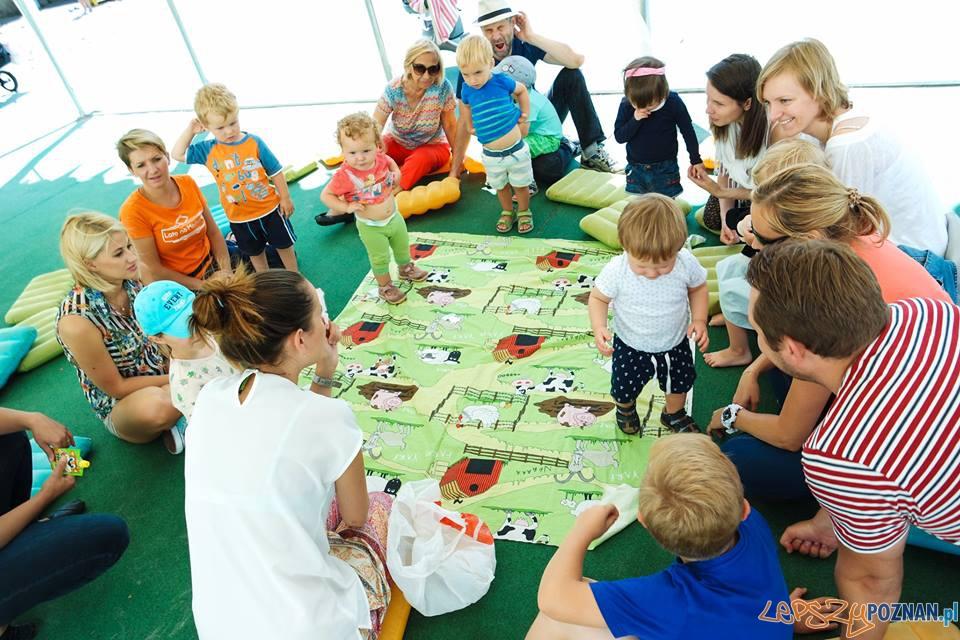 Pomysł na długi weekend? Madalina zaprasza!  Foto: Madalina / Musical Babies Poznań