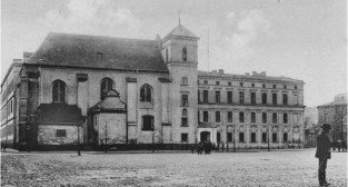 Szpital Przeminienia Panskiego ul. Dluga
