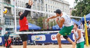 Zwycięzcami Lotto Plaży Wolności w Poznaniu została para Parcej/Dzikowicz, która w finale pokonała 2:0 parę gospodarzy Szczechowicz/Radzikowski