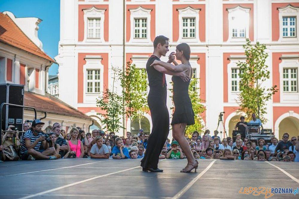 Tango na Dziedzińcu  Foto: Maciej Zakrzewski / PTT - materiały prasowe