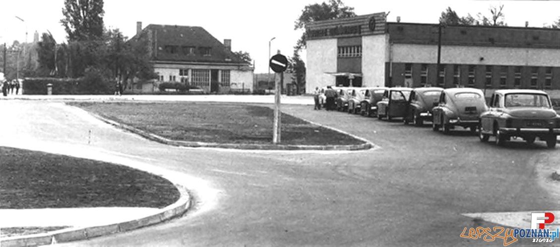 Dworzec PKS 1960-65