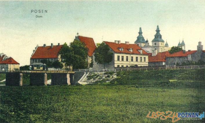 Most Tumski 1900 - 1905