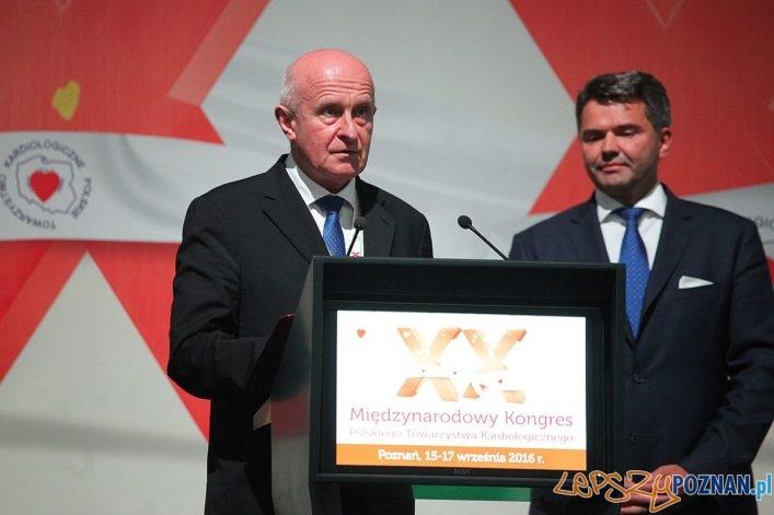 Międzynarodowy Kongres Kardiologiczny w Poznaniu
