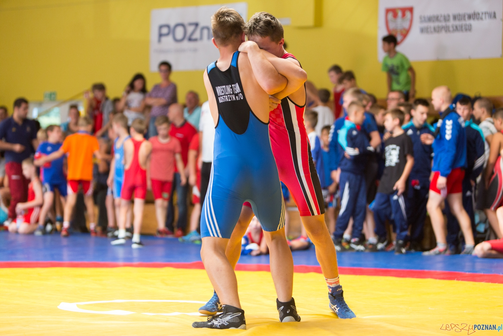 X Memoriał Józefa Moczyńskiego  Foto: lepszyPOZNAN.pl / Piotr Rychter