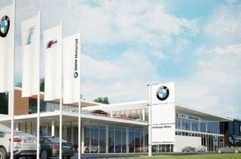 W Swadzimiu powstanie salon BMW
