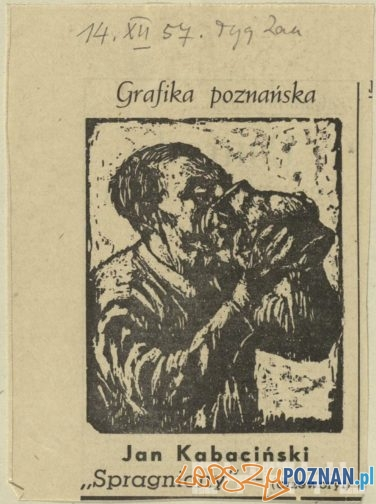 Jan Kabaciński - Spragniony
