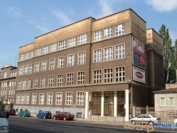 Szkoła muzyczna przy ul. Głogowskiej