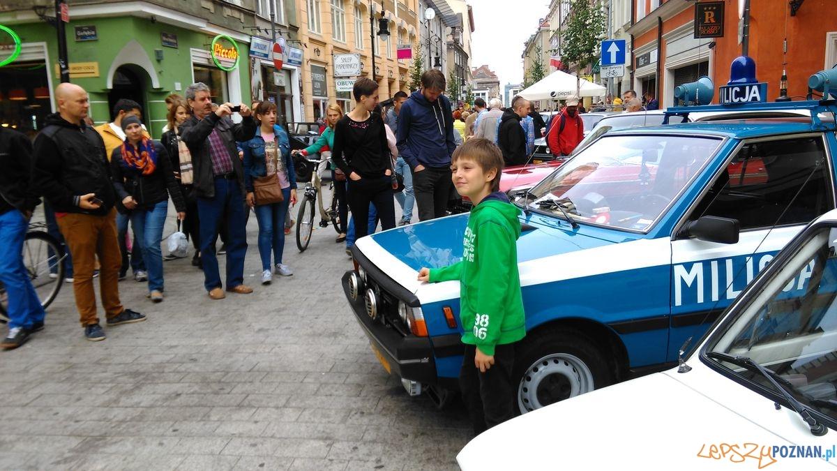 Dni Starego Miasta – zabytkowe auta na Wrocławskiej